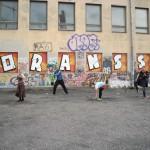 Syysjamit Oranssilla Helsingissä